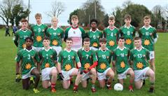 Beaten ... yes... but we are still in Senior Football Championship!