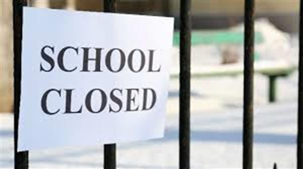 School will remain closed on Thursday & Friday
