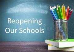 Letter to Parents / Guardians from the Principal re: Roadmap for the Full Return to School