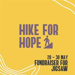 Strava - Hike for Hope - Jigsaw