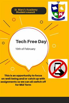 Screen Free Day - Wednesday 10th February 2021